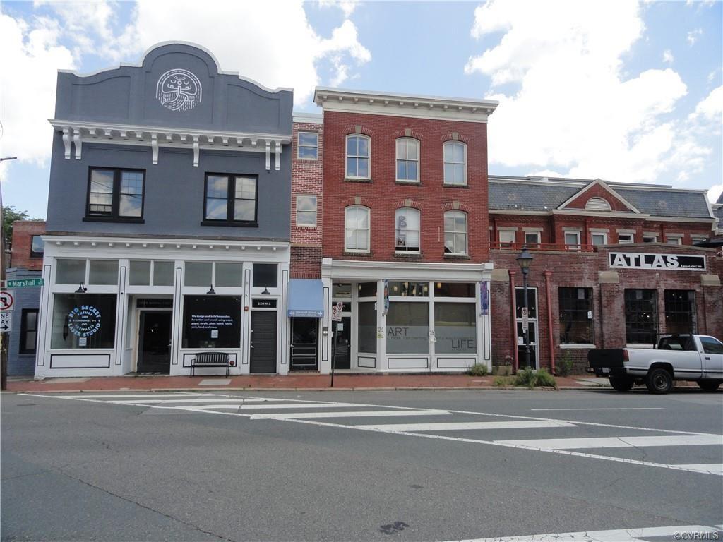 Photo for 110 W Marshall Street #U38, Richmond, VA 23220 (MLS # 2019919)