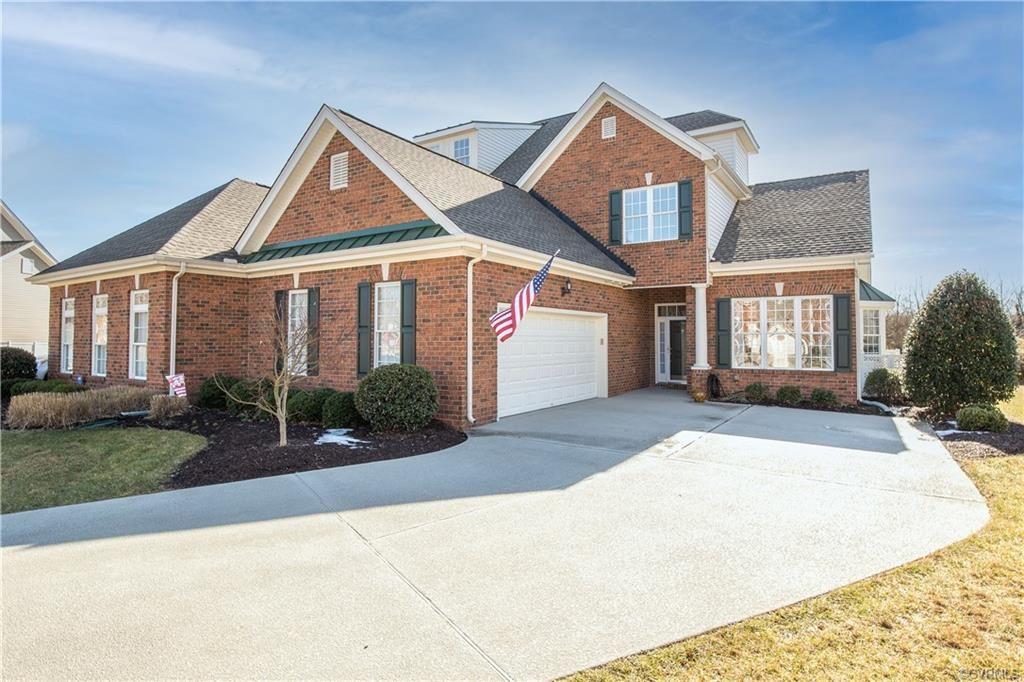 Photo of 3437 Manor Grove Circle, Glen Allen, VA 23059 (MLS # 2104929)