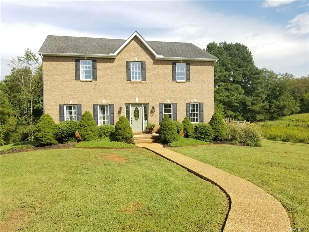 Photo for 13321 COVERLY Road, Amelia Courthouse, VA 23002 (MLS # 2127944)