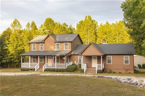 Photo of 4005 Jack Flash Lane, Dinwiddie, VA 23885 (MLS # 1932971)