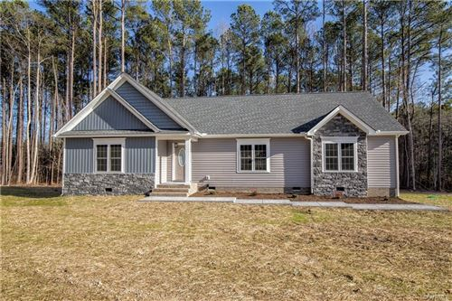 Photo of 15330 Wilkinson Road, Dinwiddie, VA 23841 (MLS # 1931998)