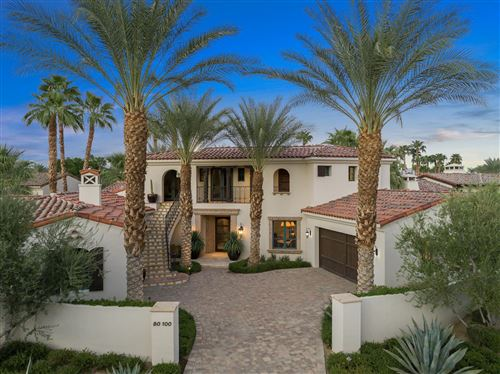 Photo of 80100 Via Pessaro, La Quinta, CA 92253 (MLS # 219050278)