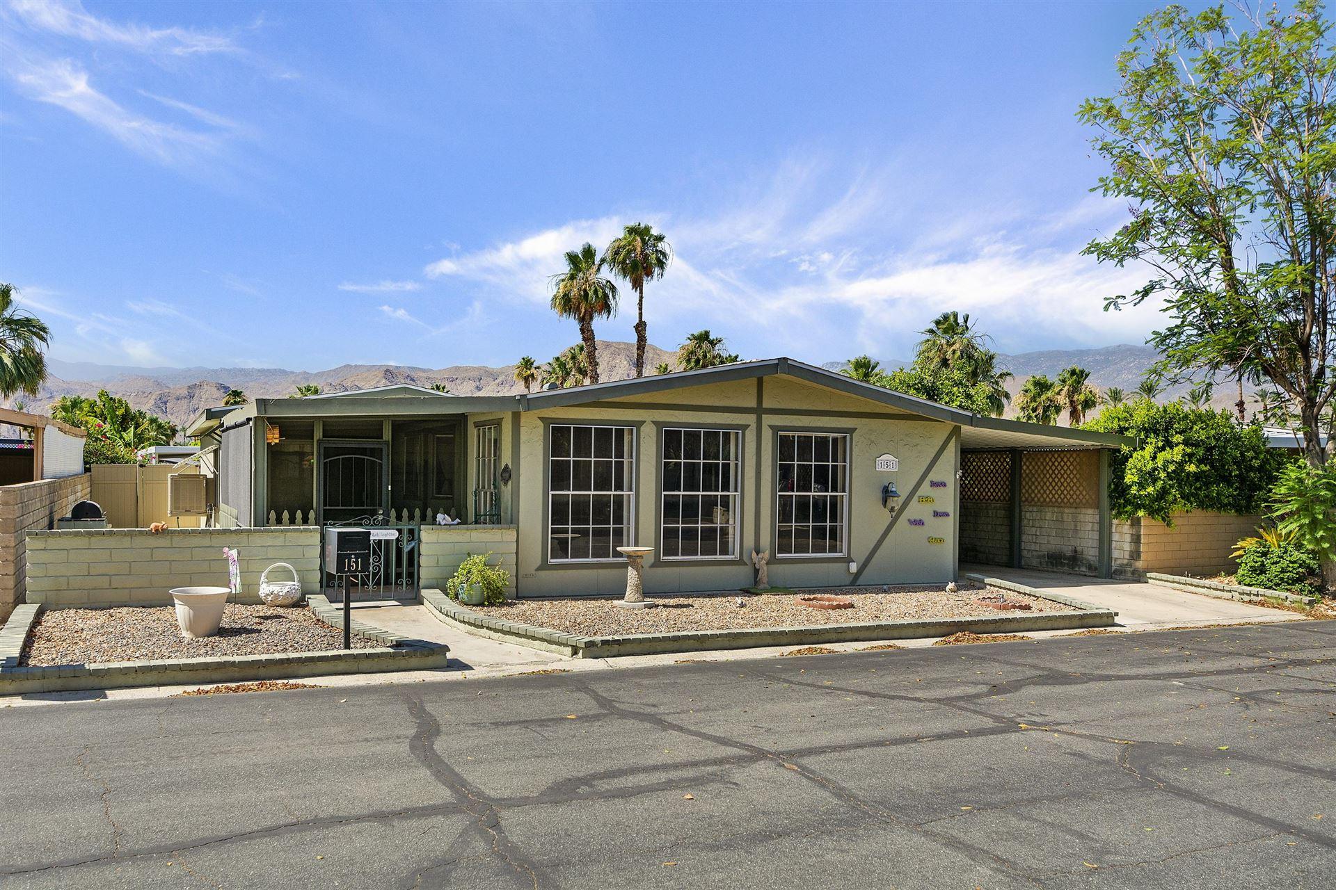 151 Capri Street, Rancho Mirage, CA 92270 - MLS#: 219044283