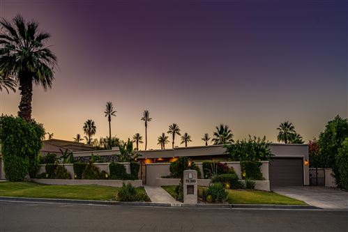 Photo of 75380 Painted Desert Drive, Indian Wells, CA 92210 (MLS # 219043293)