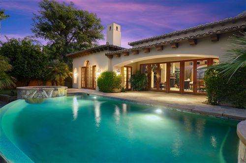 Photo of 53760 Via Bellagio, La Quinta, CA 92253 (MLS # 219047307)