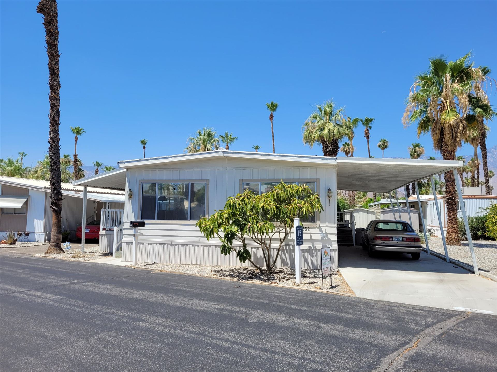 252 Standing Bear, Cathedral City, CA 92234 - MLS#: 219064404