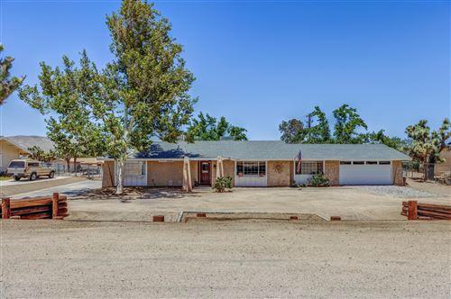 Photo of 56838 Bonanza Drive, Yucca Valley, CA 92284 (MLS # 219063454)