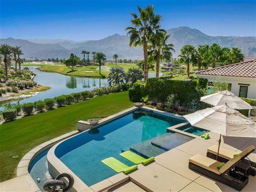 Photo of 81965 Andalusia, La Quinta, CA 92253 (MLS # 219051567)