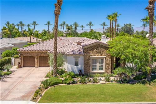 Photo of 76214 Via Montelena, Indian Wells, CA 92210 (MLS # 219045594)