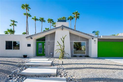 Photo of 1053 E El Cid, Palm Springs, CA 92262 (MLS # 219067619)