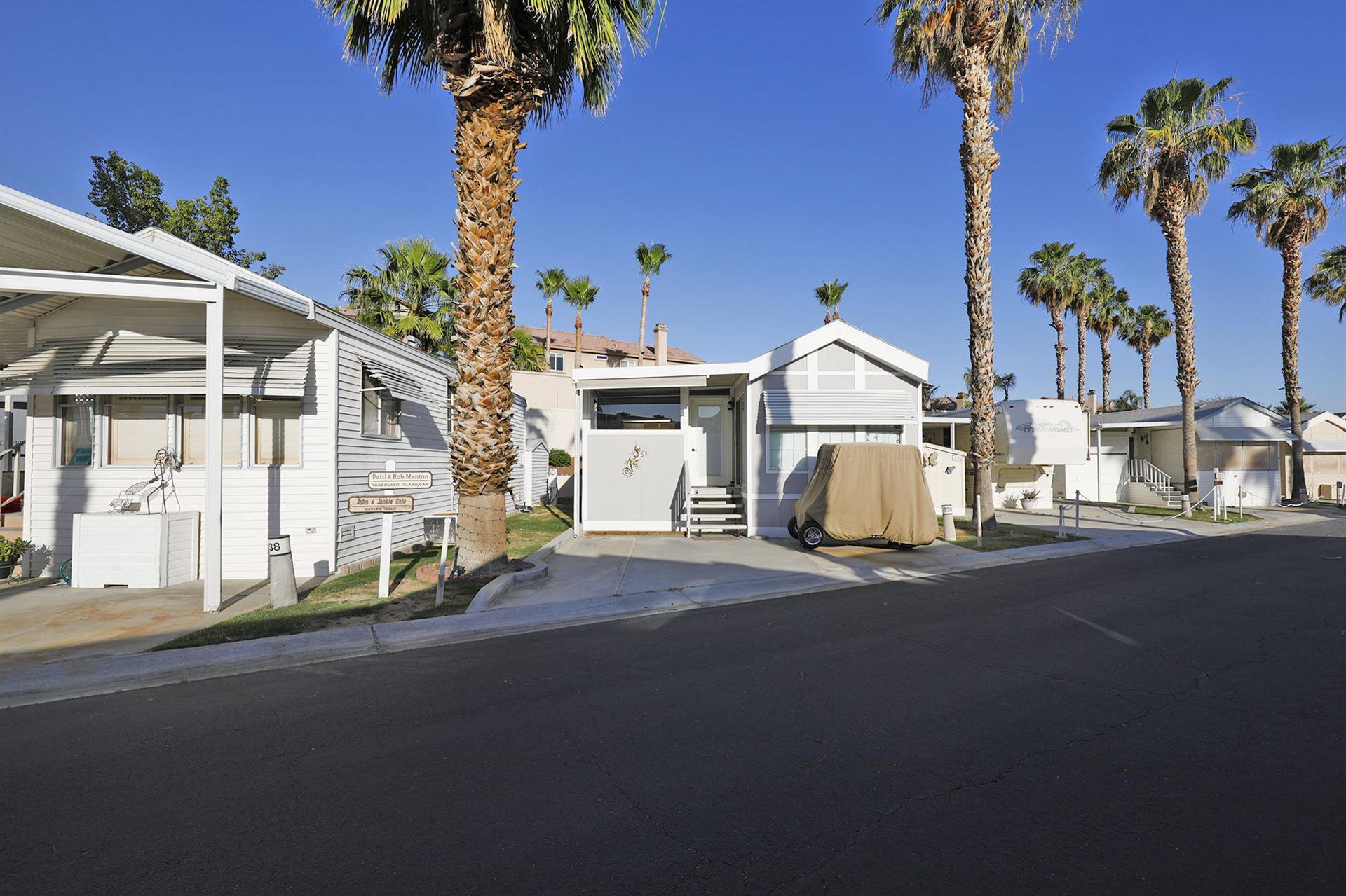 84136 Avenue 44 # 639, Indio, CA 92203 - MLS#: 219043630