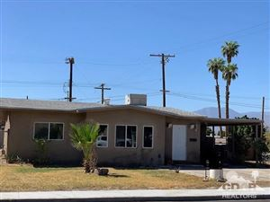Photo of 82561 Mountian View Ave Avenue, Indio, CA 92201 (MLS # 219018651)