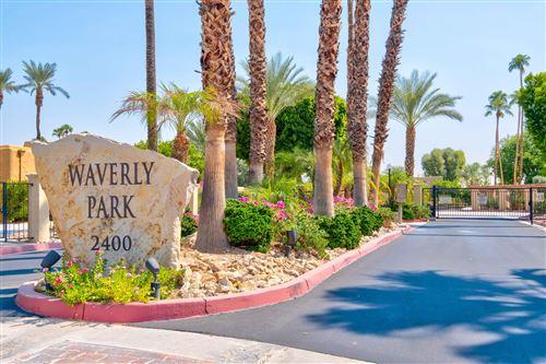 Photo of 4891 N Winners Circle #B, Palm Springs, CA 92264 (MLS # 219067656)