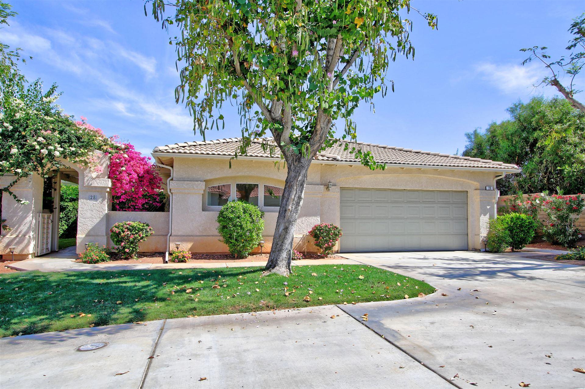 28 Vistara Drive, Rancho Mirage, CA 92270 - MLS#: 219042682