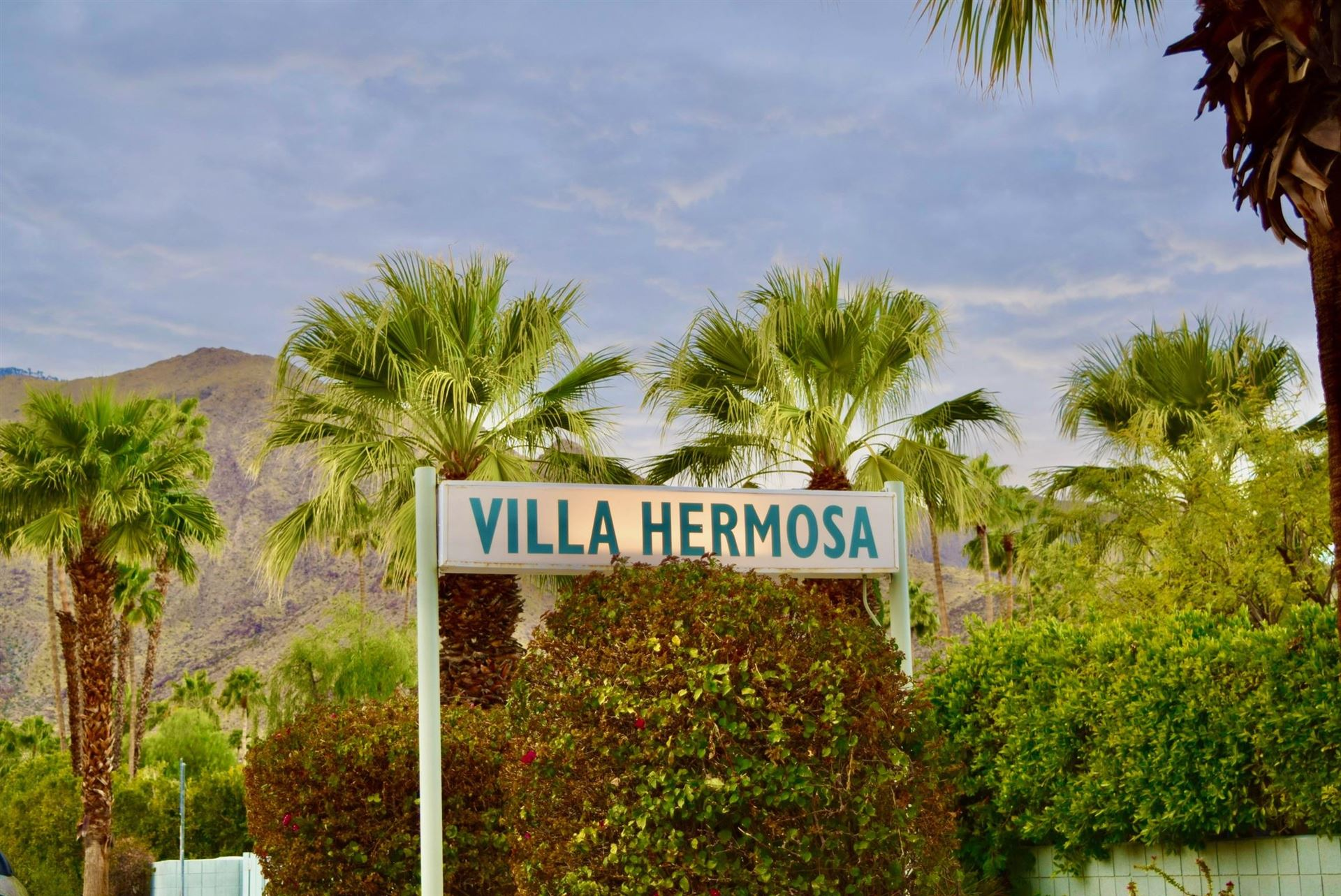 155 W Hermosa Place #12, Palm Springs, CA 92262 - #: 219038738