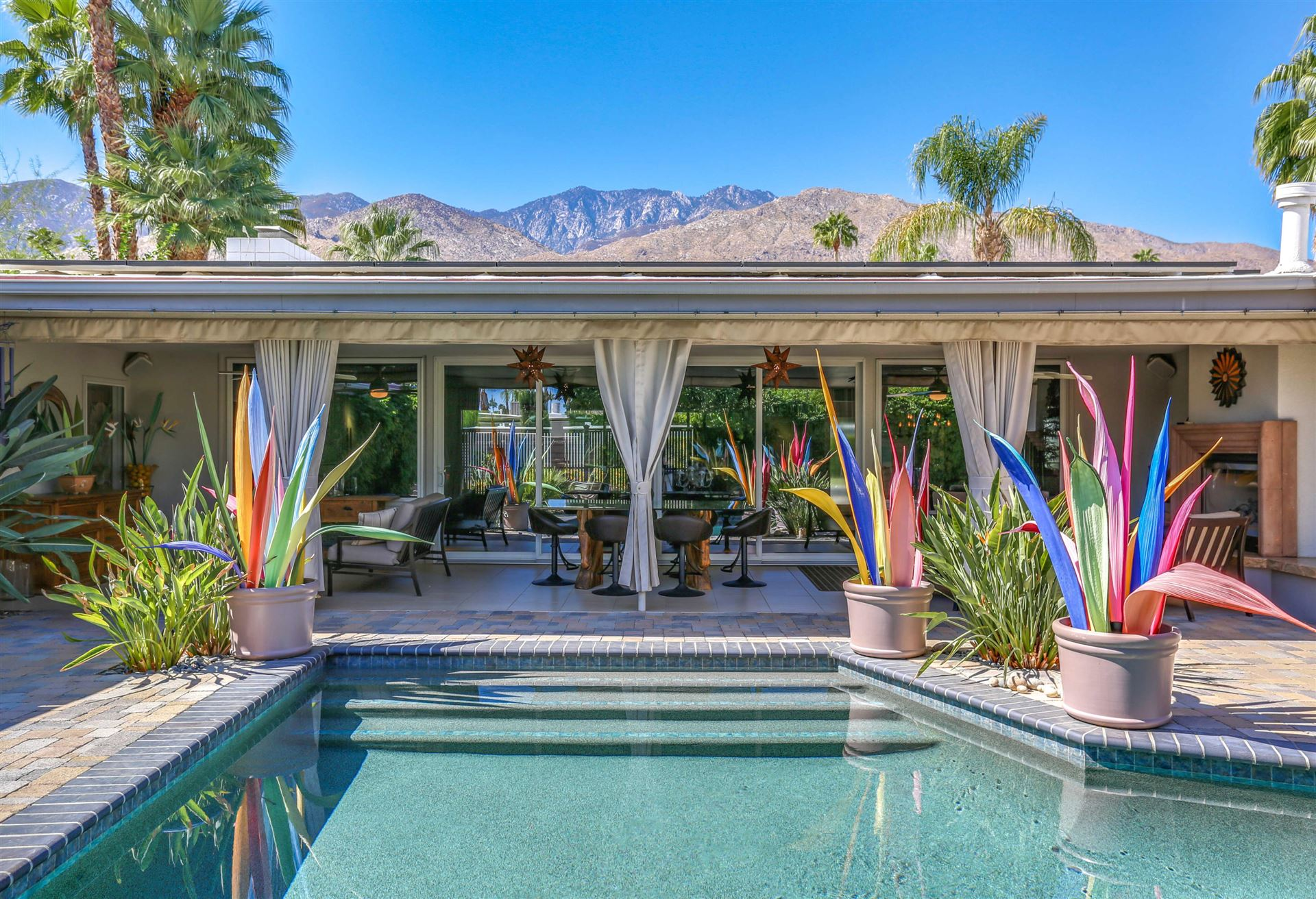 1324 S Driftwood Drive, Palm Springs, CA 92264 - MLS#: 219036798