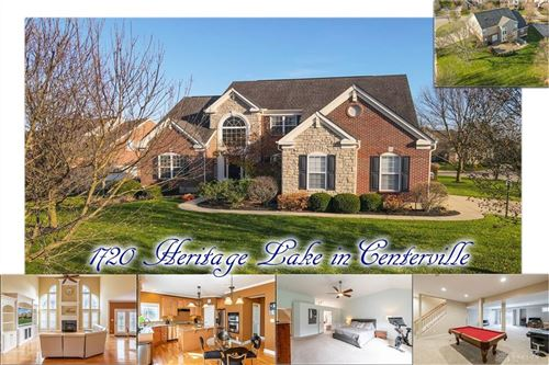 Photo of 1720 Heritage Lake Drive, Centerville, OH 45458 (MLS # 830049)