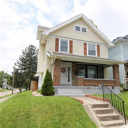 Photo of 671 Carlisle Avenue, Dayton, OH 45410 (MLS # 842055)