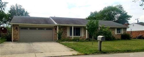 Photo of 1322 Hillside Drive, Greenville, OH 45331 (MLS # 821066)