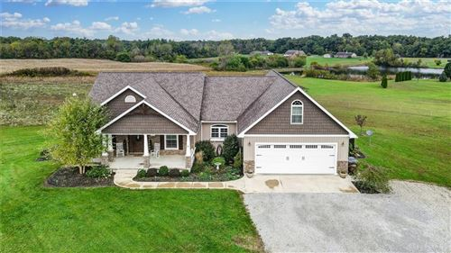 Photo of 588 State Route 121, New Paris, OH 45347 (MLS # 851069)