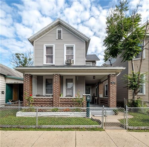 Photo of 2621 2nd Street, Dayton, OH 45403 (MLS # 823081)