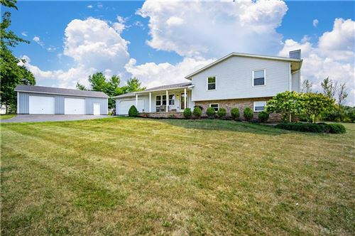 Photo of 5096 State Route 732, Eaton, OH 45320 (MLS # 826091)