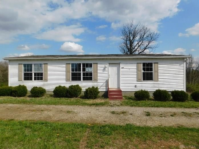 Photo for 97 State Route 121, New Paris, OH 45347 (MLS # 815157)