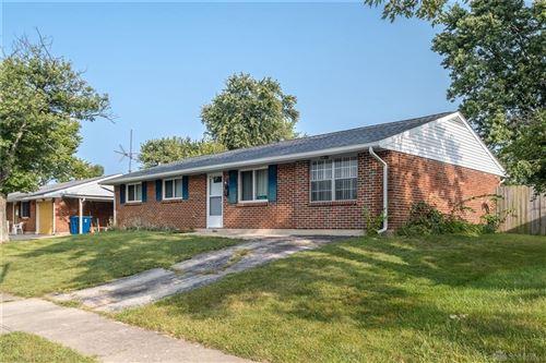 Photo of 7401 Cedar Knolls Drive, Huber Heights, OH 45424 (MLS # 826169)