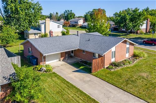 Photo of 7100 Lunceford Drive, Huber Heights, OH 45424 (MLS # 826173)