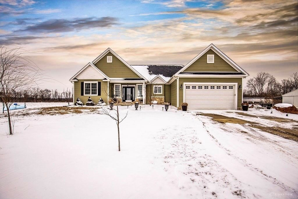 Photo for 11884 State Route 122, Camden, OH 45311 (MLS # 834192)