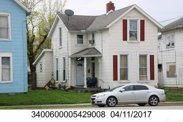 819 Columbia Street, Springfield, OH 45504 - #: 834241