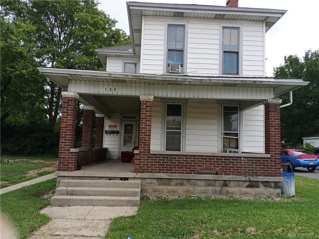 122-124 Shaffer, Springfield, OH 45504 - #: 848261