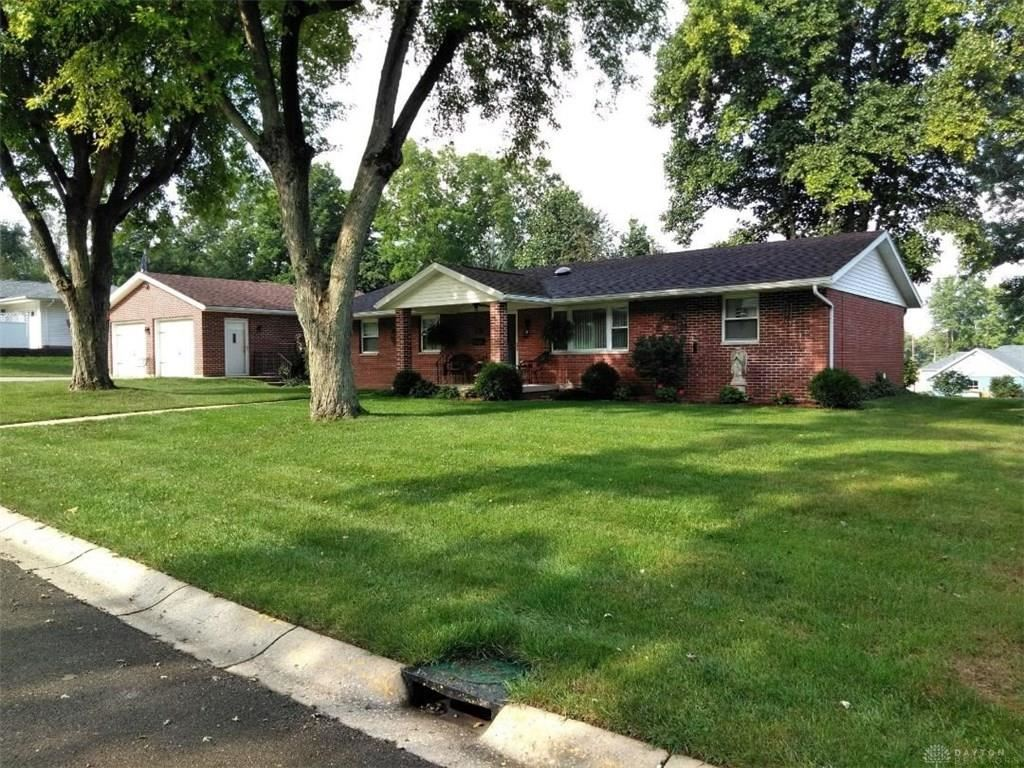 Photo for 414 Lincoln Street, New Paris, OH 45347 (MLS # 807279)