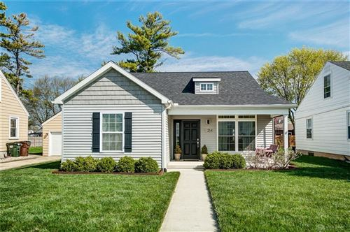 Photo of 214 Monument Street, Pleasant Hill, OH 45359 (MLS # 837381)