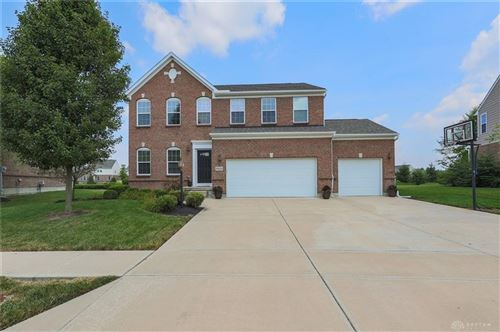 Photo of 9435 Oak Brook Drive, Clearcreek Township, OH 45458 (MLS # 846388)