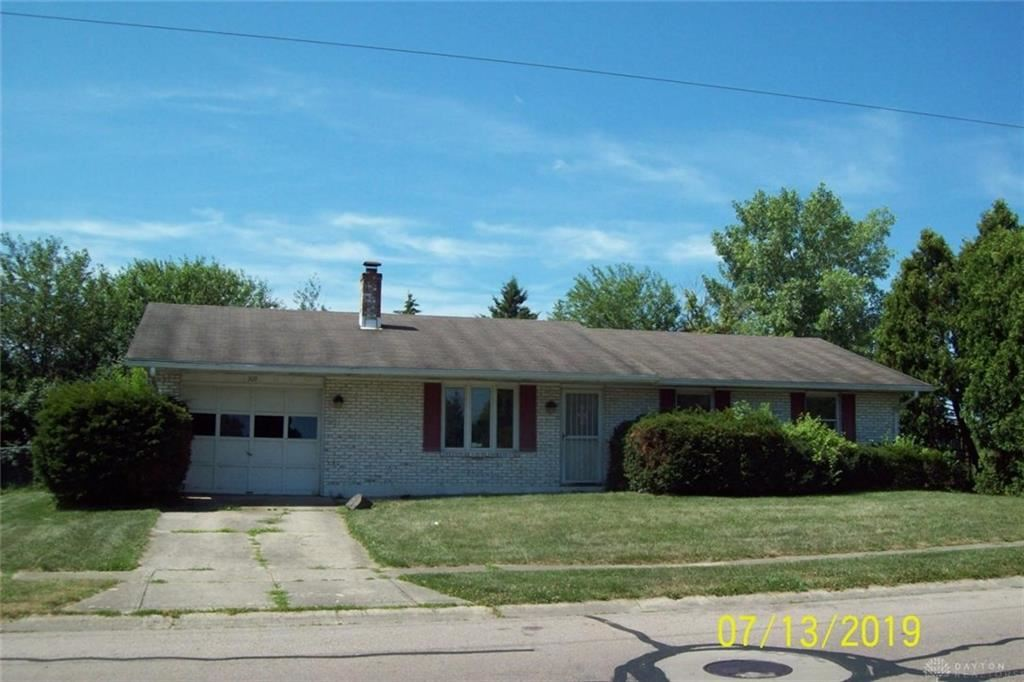 Photo for 309 Frizzell Avenue, Eaton, OH 45320 (MLS # 816434)