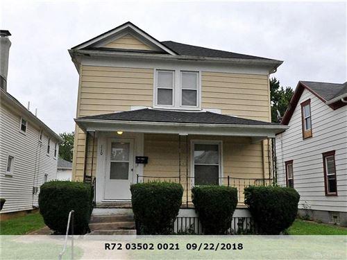 Photo of 110 Indiana Avenue, Dayton, OH 45410 (MLS # 847569)