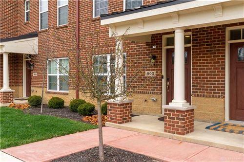 Photo of 803 Brownstone Row, Springboro, OH 45066 (MLS # 836592)