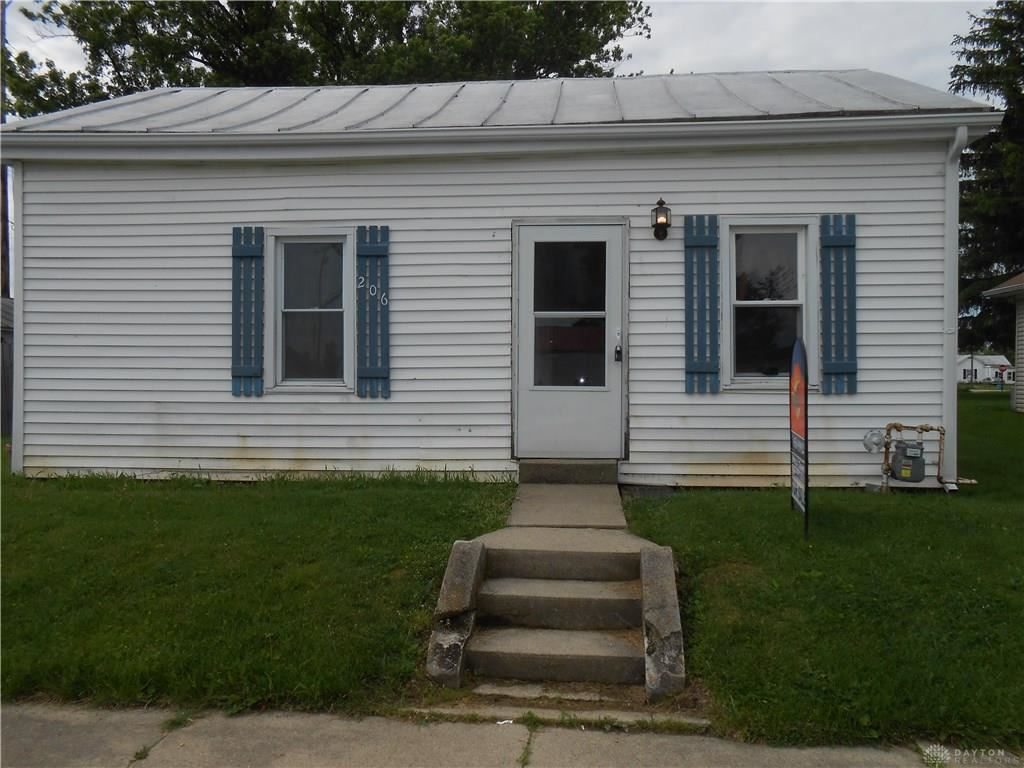 Photo for 206 Jefferson Street, West Manchester, OH 45382 (MLS # 816608)