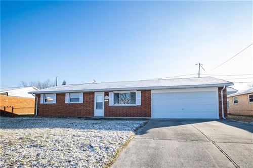 Photo of 4020 Marion Drive, Enon Vlg, OH 45323 (MLS # 832637)