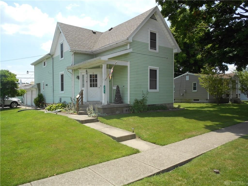 Photo for 201 Spring Street, Eaton, OH 45320 (MLS # 820679)