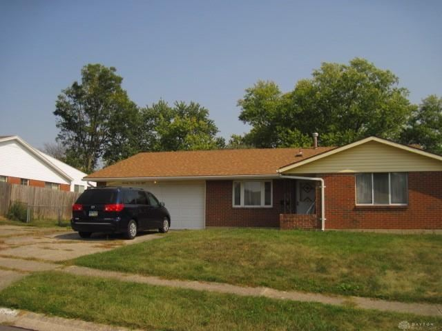 Photo for 7348 Charnwood Drive, Huber Heights, OH 45424 (MLS # 826744)