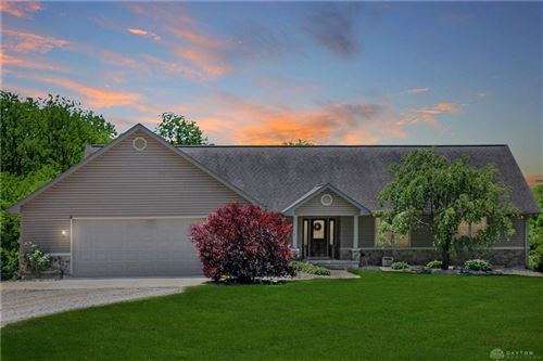 Photo of 3799 Byrket Road, Neave Township, OH 45331 (MLS # 817793)