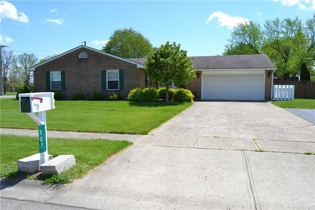 Photo for 507 Lexington Road, Eaton, OH 45320 (MLS # 838872)