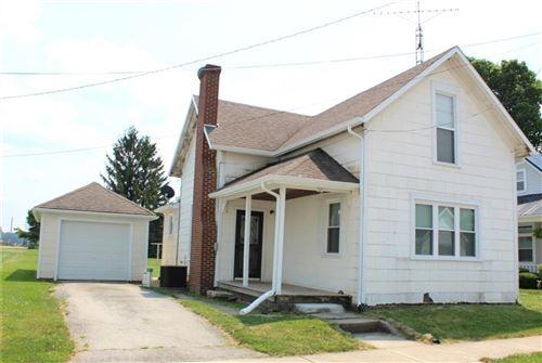 Photo of 605 Main Street, New Weston, OH 45348 (MLS # 843946)