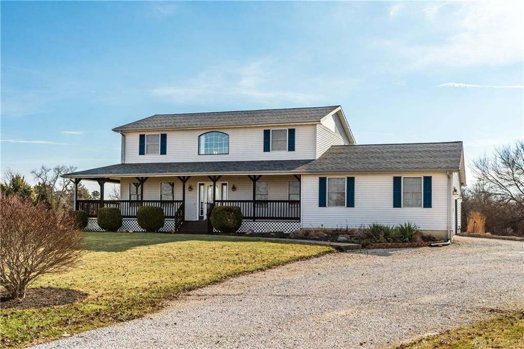 Photo for 7454 Darke Preble County Line Road, Arcanum, OH 45304 (MLS # 831993)