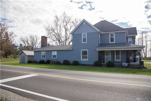 Photo of 6584 Crawfordsville Campbellstown Road, Eaton, OH 45320 (MLS # 828994)
