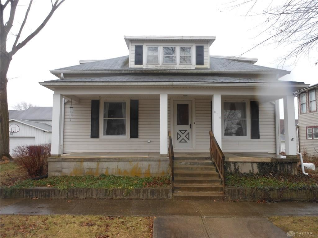 Photo for 316 Ackton Street, Lewisburg, OH 45338 (MLS # 831996)