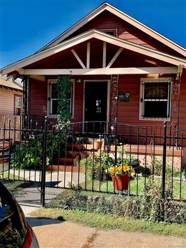 Photo of 4619 Pennsylvania Street, Denver, CO 80216 (MLS # 9437000)