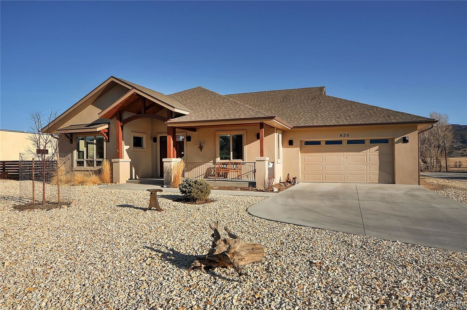 826  Crestone Avenue, Salida, CO 81201 - #: 2309000